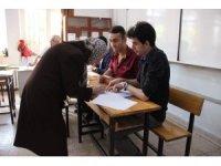 Eskişehir'de ilk oylar kullanıldı