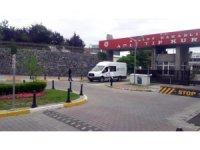 Alibeyköy Barajı'nda ölen 3 çocuğun cenazesi Adli Tıp Kurumu'ndan alındı