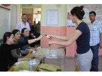 Isparta'da 312 bin 747 seçmen sandık başına gidiyor