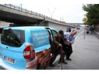 Büyükşehir'den yaşlılara özel seçim hizmeti