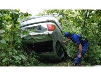 Oy kullanmaya giderken kaza geçirdiler: 5 yaralı