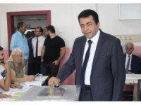 MHP Bursa Milletvekili adayı Zırhlıoğlu oyunu kullandı