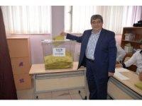 Bilecik'te oy kullanma işlemleri devam ediyor