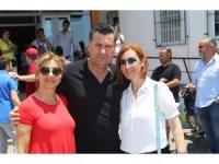 Başkan Kocadon ailesiyle birlikte oy kullandı