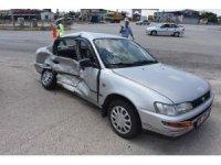 Kırıkkale'de trafik kazası: 9 yaralı