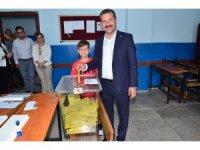 Balıkesir ilçe belediye başkanları oylarını kullandı