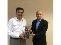 Başbakan Yardımcısı Mehmet Şimşek'ten Pazaryeri'ne ziyaret