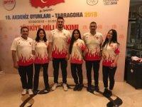 Akdeniz Oyunları'nda atıcılık müsabakaları sona erdi