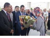 Başbakan Yıldırım, Adnan Ertürk'ün cenaze namazına katıldı