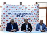 """Başbakan Yardımcısı Akdağ: """"Karaçoban'daki 2 kişinin öldüğü olayın seçimle bağlantısı yoktur"""""""