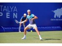 Antalya Open'da günün sonuçları belli oldu