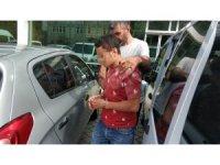 Trafikte tartıştığı sürücüyü bıçaklayan genç tutuklandı