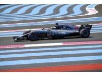 Hamilton birinci oldu, genel klasmanda liderliğe yükseldi