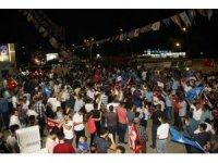 Şanlıurfa'da AK Parti'lilerin seçim kutlamaları