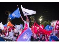 AK Parti'liler Cumhurbaşkanı Erdoğan'ı bekliyor
