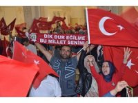Viyana'da Türkiye'deki seçim sonuçları coşkuyla karşılandı