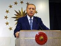 """Cumhurbaşkanı Erdoğan: """"Gerginlikleri geride bırakıp, geleceğe yoğunlaşma zamanı"""""""