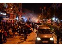 Bozüyük'te AK Partililer zaferini kutladı