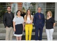 Yaşar'a uluslararası ödül
