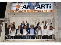 """AK Parti İl Başkanı Yanar, """" Zaman kucaklaşma zamanıdır"""""""