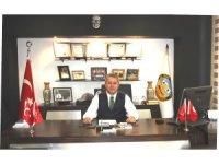 """Başkan Taşlı, """"Başkanlık sistemi büyük hizmetler getirecek"""""""