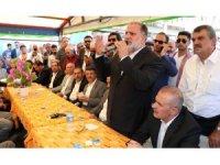 AK Parti tebrikleri kabul etti