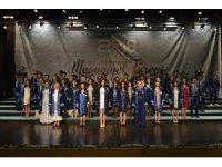 BEÜ Diş hekimliği mezuniyet töreni gerçekleştirildi