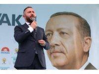 """AK Parti Ordu İl Başkanı Çelenk: """"Zafer Türkiye'nindir"""""""
