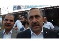 Ak Parti Van Milletvekili Abdulhahad Arvas tebrikleri Kabul Ediyor