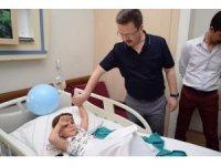 Iğdır Devlet Hastanesinde toplu sünnet töreni