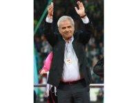 Çaykur Rizespor Kulüp Başkanı Hasan Kemal Yardımcı