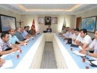 15 Temmuz koordinasyon toplantısı