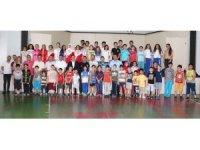 Öztürk yaz spor okullarını ziyaret etti
