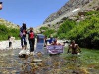 Tunceli'nin doğasını profesyoneller tanıtıyor