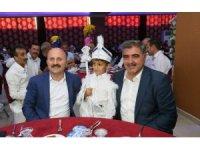 Amasya'da sünnet şöleninde 44 çocuk sünnet oldu