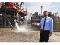 Ağrı'da 48 derece jeotermal sıcak su bulundu