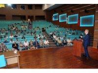 Bozok Üniversitesi'nde 15 Temmuz Demokrasi ve Milli Birlik Günü etkinlikleri