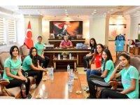 Tuncelili raftingciler İtalya'da Türkiye'yi temsil edecek