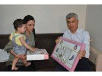 Cizre'de 'Hayata iz bırak' projesi
