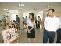 Sungurlu'da 15 Temmuz sergisi açıldı