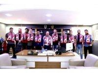 Sungurlu Belediyespor 8 voleybolcu transfer etti
