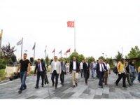 15 Temmuz şehitlerinin çocukları Nevşehir'de