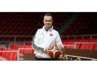 Elazığ'da kadın basketbol takımının başına Hakan Acer getirildi