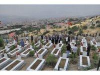 Şırnak'ta 15 Temmuz şehitleri dualarla anıldı