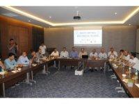 Doğu ve Güneydoğu Bölge Baro Başkanları Cizre'de toplandı