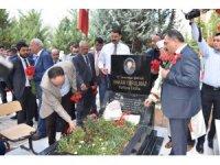 Kırıkkale'de 15 Temmuz etkinlikleri şehitlik ziyaretiyle başladı