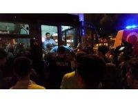 Halk otobüsünde yolcuları rahatsız eden şahıs gözaltına alındı