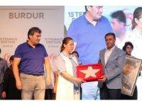 Burdur'da 15 Temmuz anma etkinlikleri