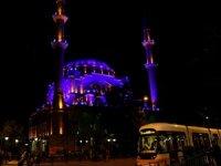 Eskişehir'deki camilerde 15 Temmuz dolayısıyla sela okutuldu
