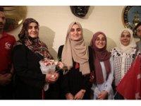 İsrail'de serbest bırakılan Ebru Öztürk, Türkiye'ye döndü